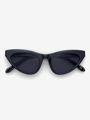 Race Black Sunglasses