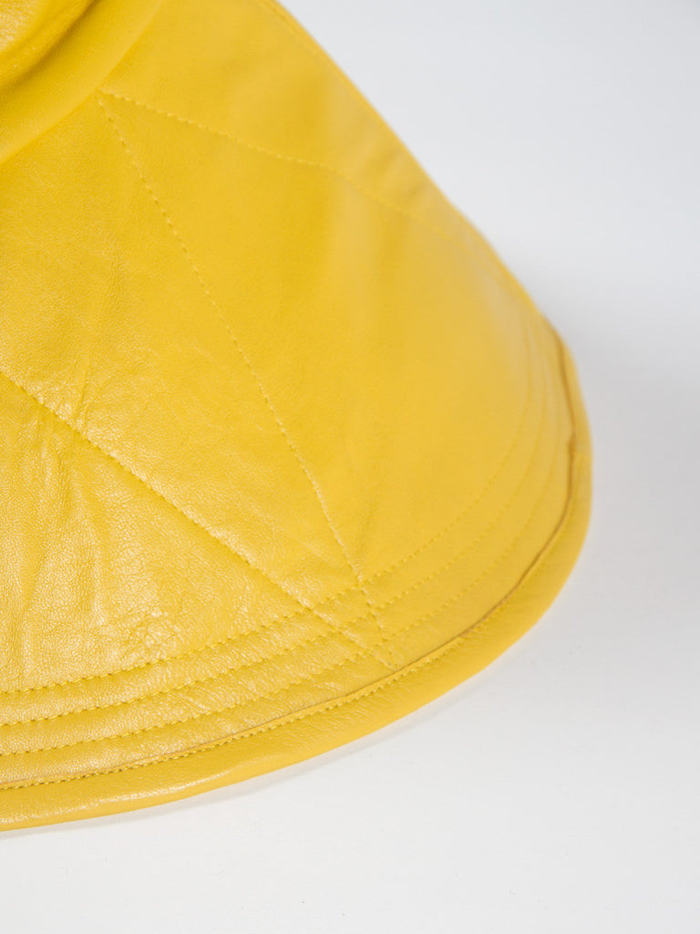 Harbor Hat Yellow by Fingers Crossed