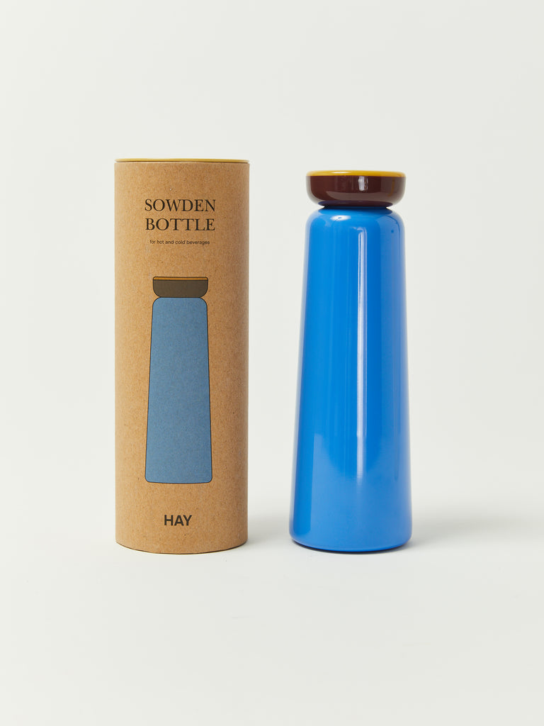 Sowden Bottle - Blue by Hay
