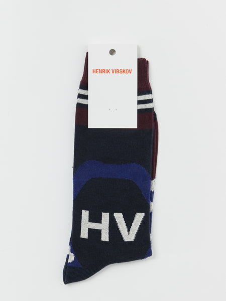 HV Socks by Henrik Vibskov