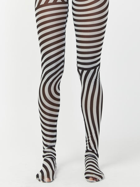 Pool Tights - Black by Henrik Vibskov
