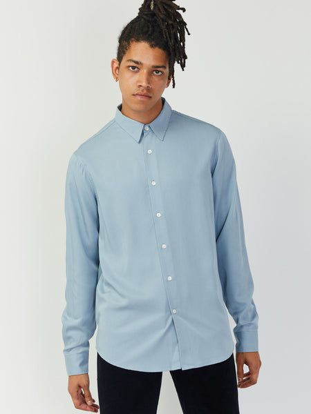Air Clean Shirt - Light Blue by Hope