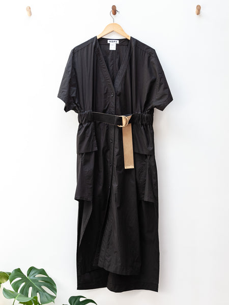 Flow Kaftan - Black by Hope