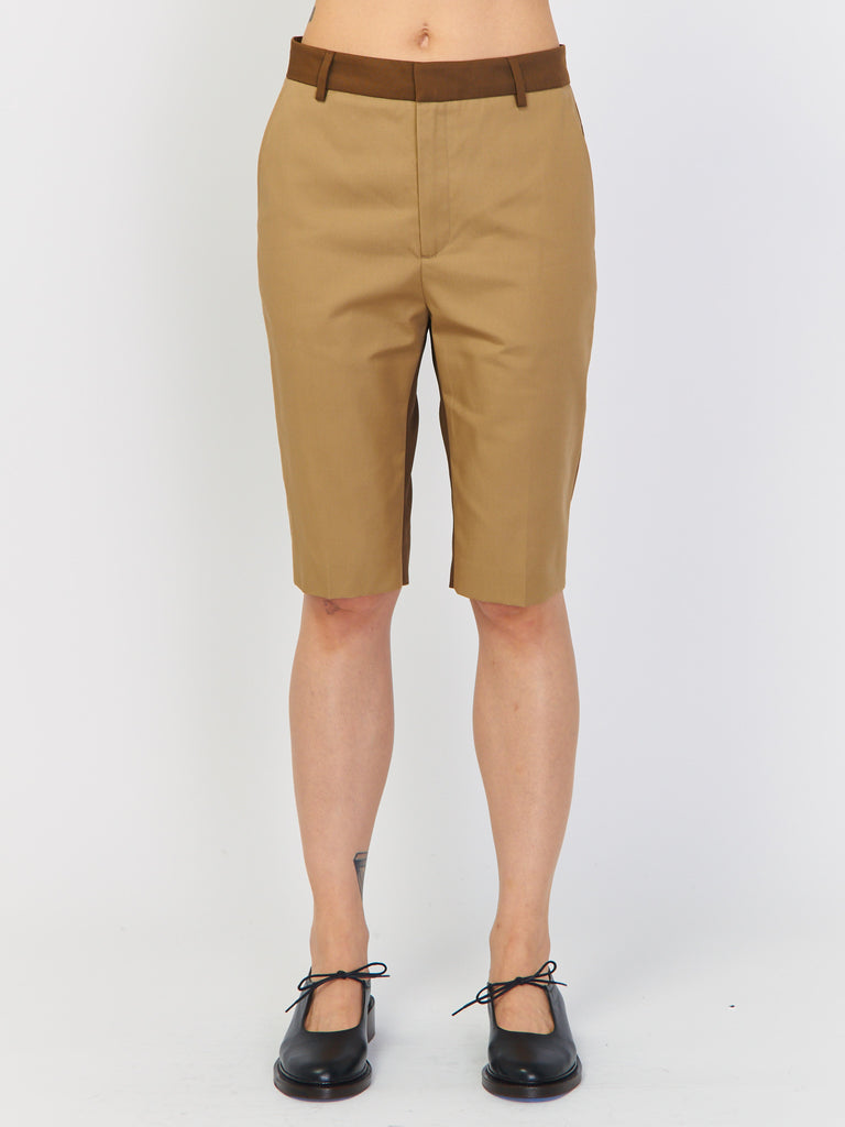 Kick Shorts - Khaki Duo by Hope