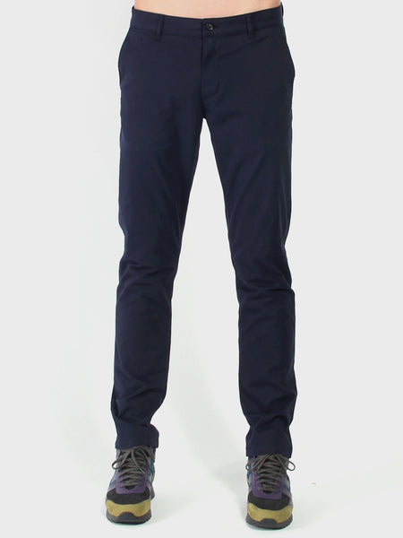 Nash Trouser - Dark Navy by Hope