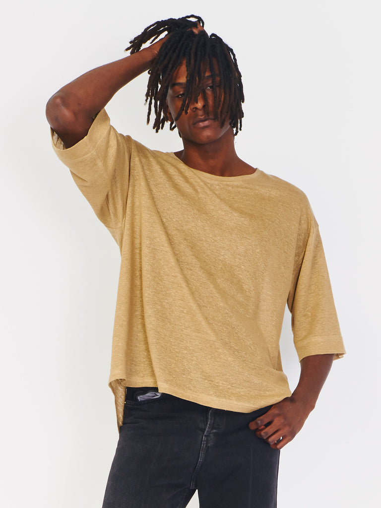Air Bag T-Shirt - Brown by House of the Very Islands