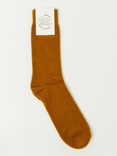 Wally Socks - Mustard by Howlin