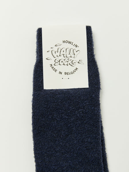 Wally Socks - Navy by Howlin