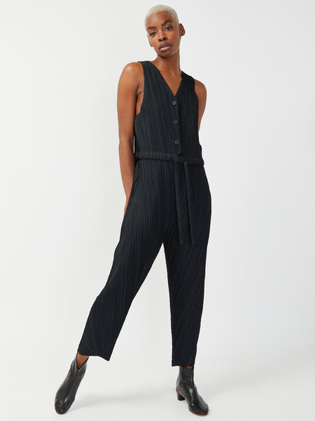 Bounce Jumpsuit by Issey Miyake Pleats Please