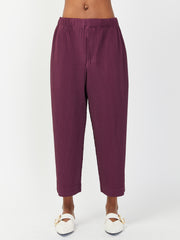 Tapered Pant - Amethyst