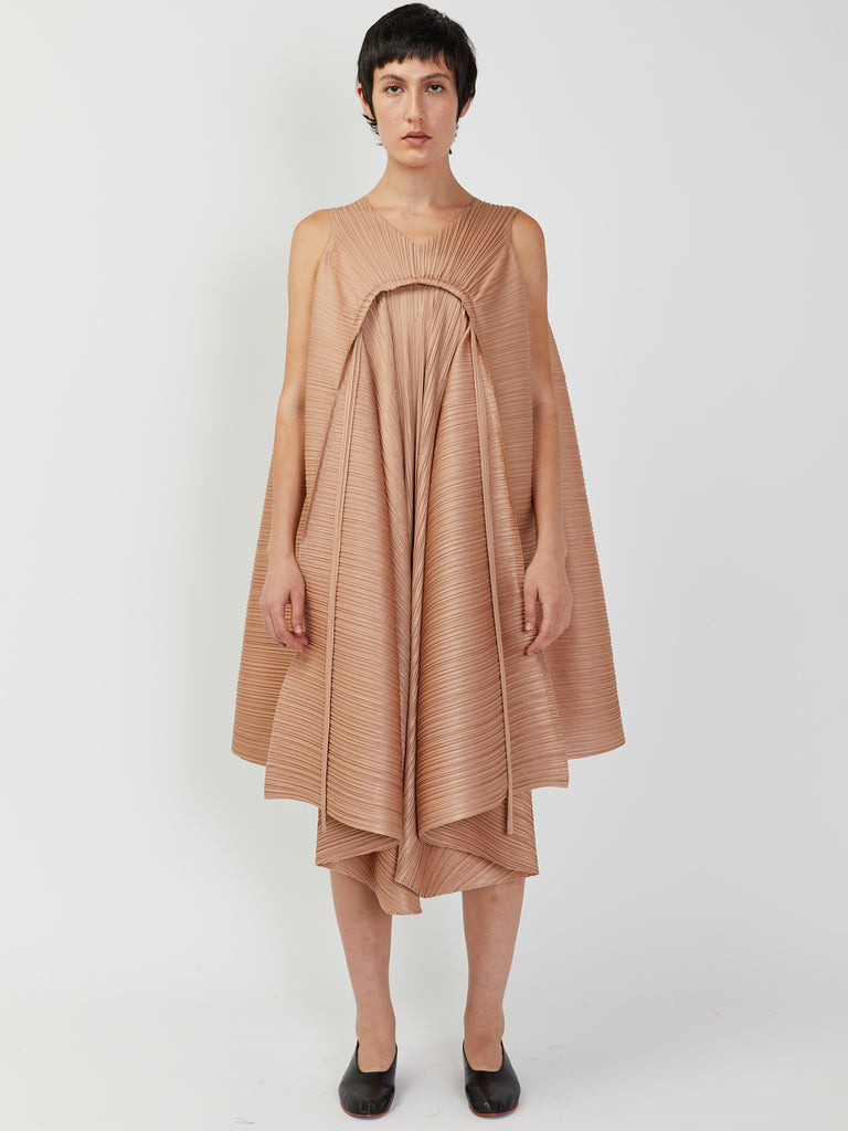 Petal Dress by Issey Miyake Pleats Please