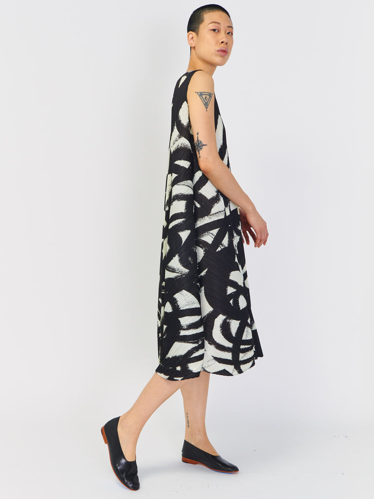 Spin Dress by Issey Miyake Pleats Please