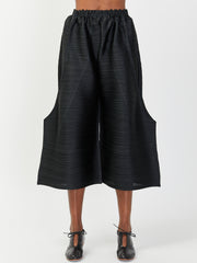 Tucked Bounce Pant - Black