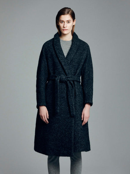 Italy Coat Grey by Samuji