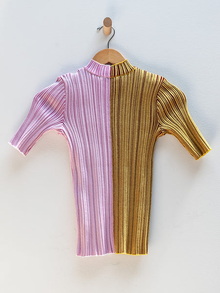Ginger Top - Bronze/Pink by Julia Heuer