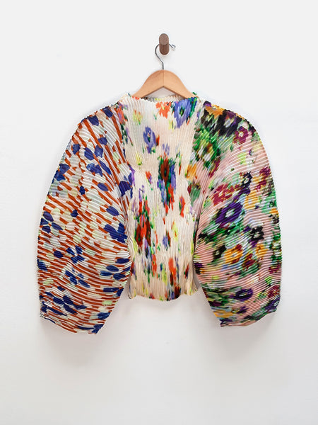Rana Top - Multiprint by Julia Heuer