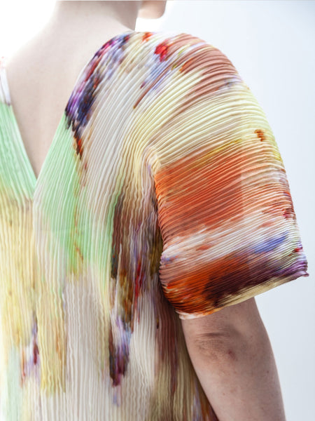 Sasha Kaftan Dress - May Print by Julia Heuer