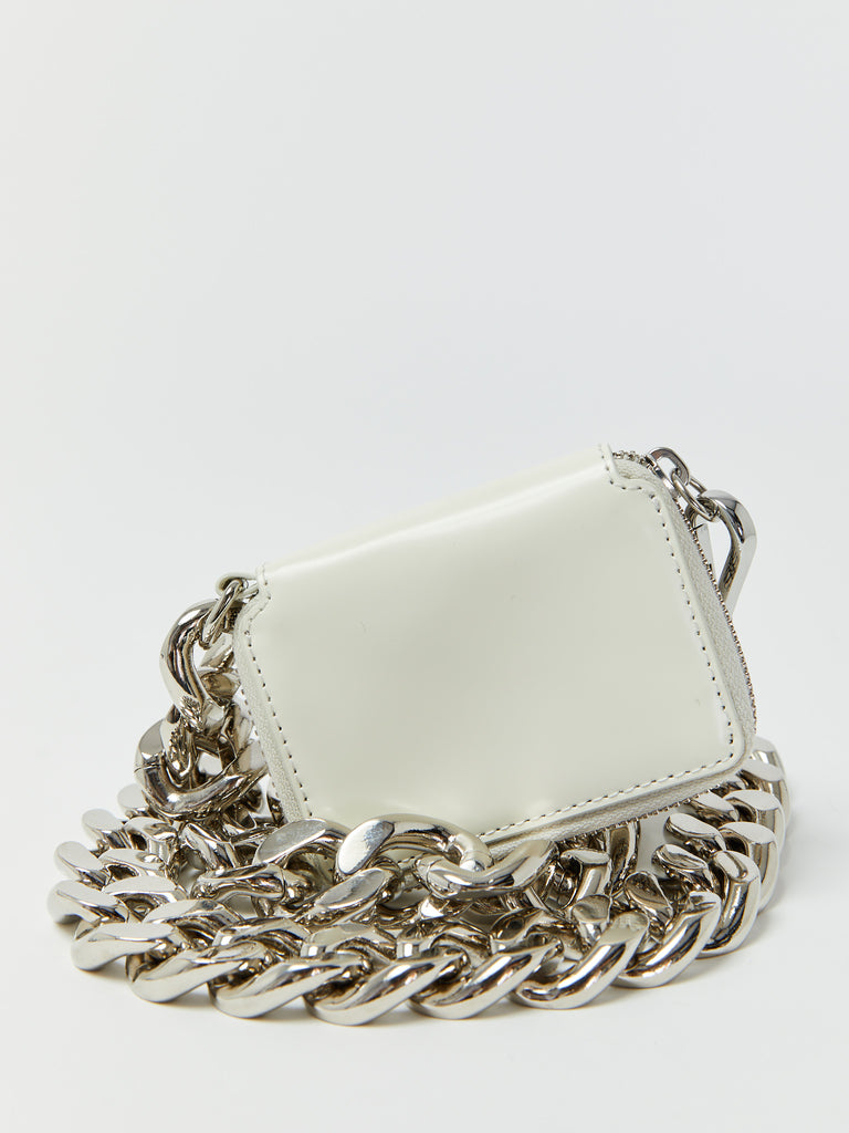 Bike Wallet - White by Kara