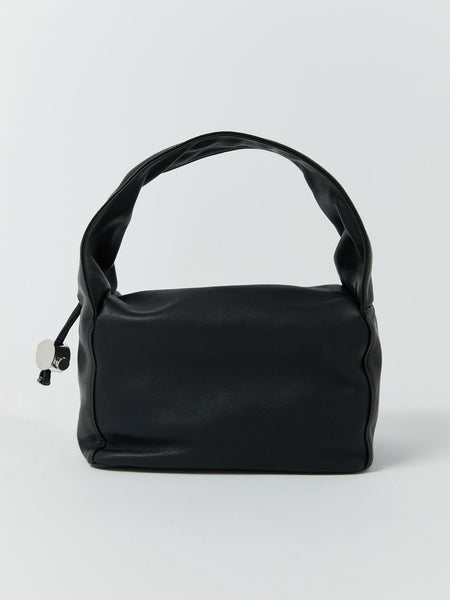 Leather Baby Cloud Bag by Kara