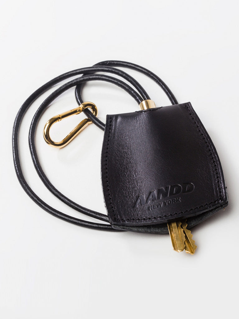 Key Lanyard Black by AANDD
