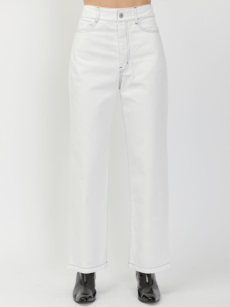 Linear Jeans by Kowtow