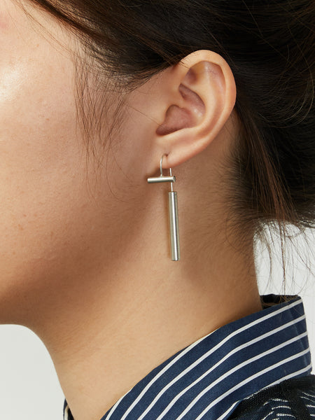 Bar Drop Earrings by Ladies and Gentlemen Studio