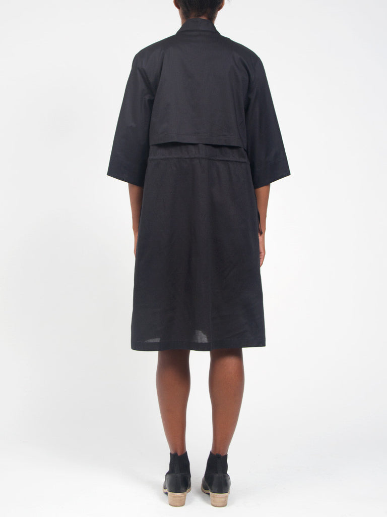 Lacquer Dress by Kowtow