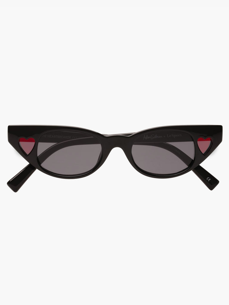 The Heartbreaker - Black by Adam Selman x Le Specs