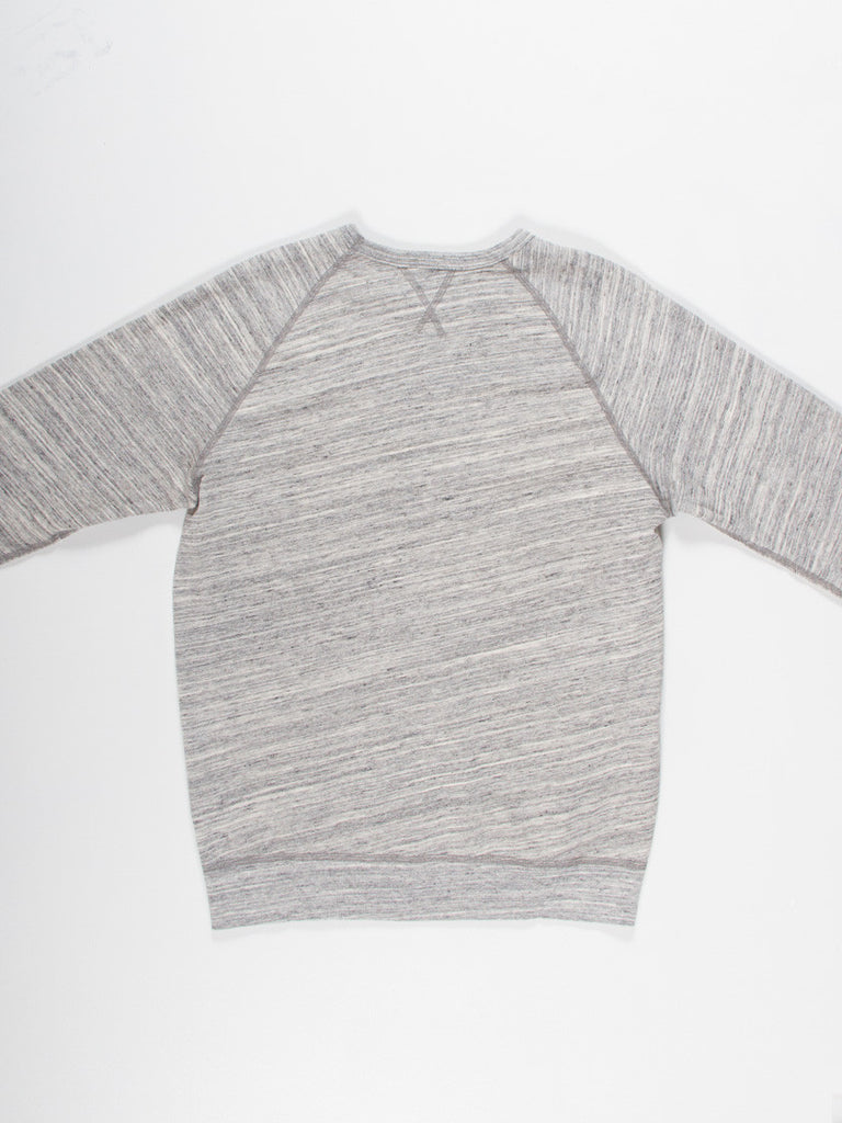 Marbled Terry Sweatshirt by The West Is Dead
