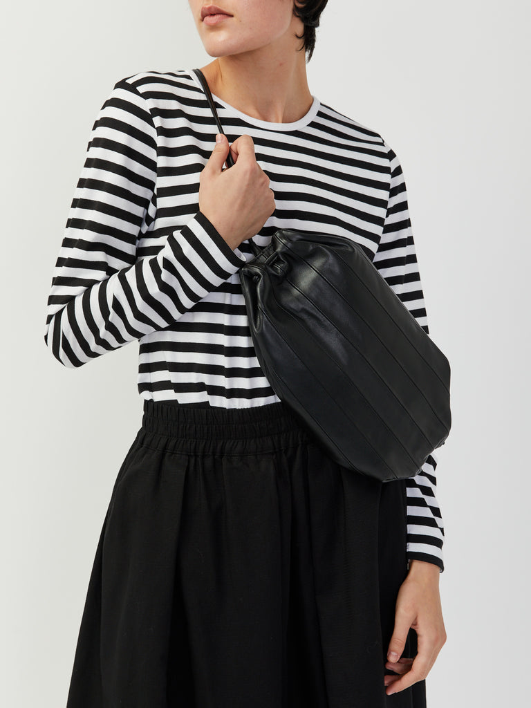 Karla Leather Bag by Marimekko