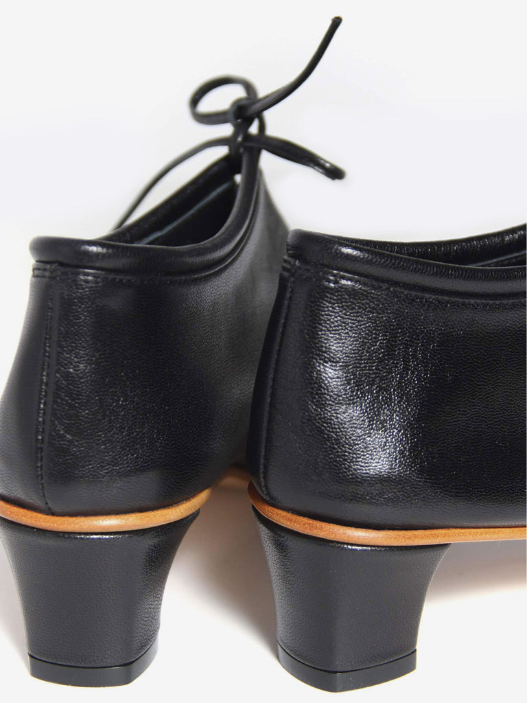 High Bootie - Black by Martiniano