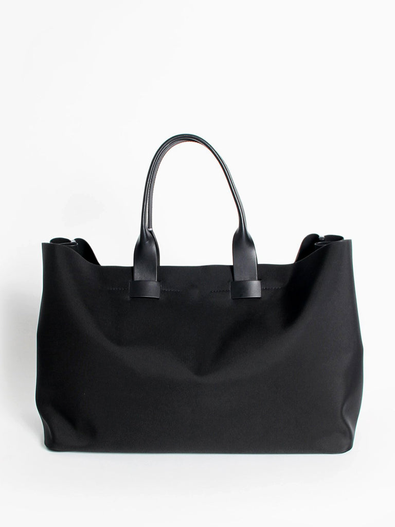 Tote Bag - Black by Troubadour