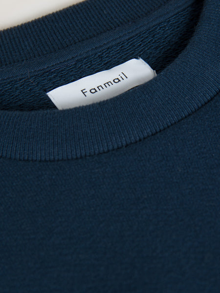 SS Sweat - Navy by Fanmail