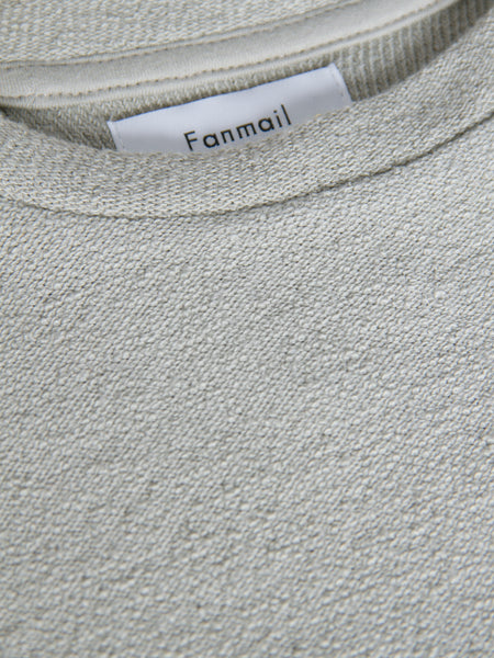 Raglan Tee - Grey by Fanmail