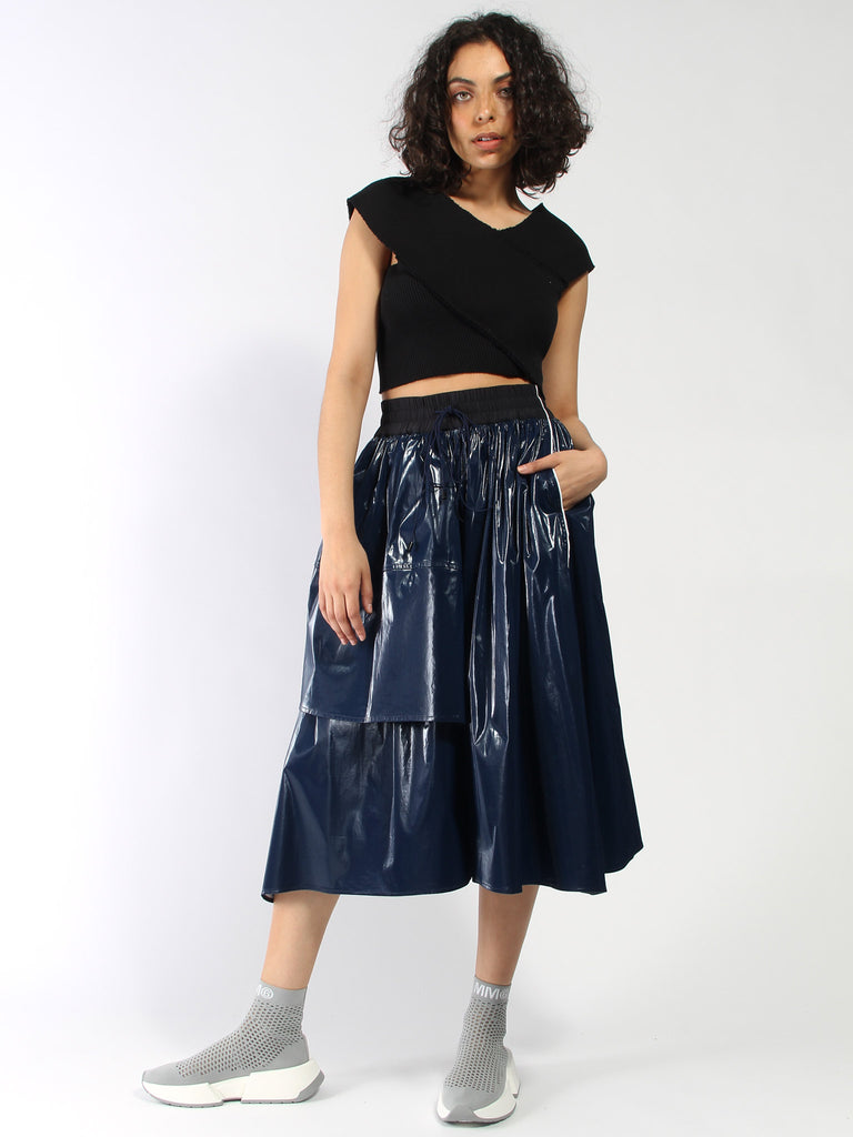 Second Layer Skirt by Andrea Jiapei Li