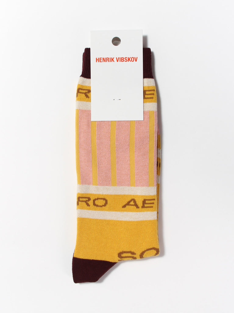 Soap Socks by Henrik Vibskov