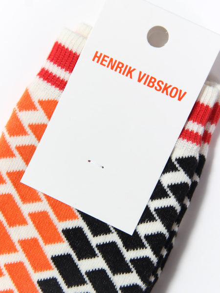 Double Bounce Socks by Henrik Vibskov
