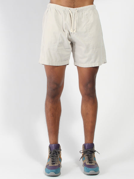 Formigal Beach Shorts - Light Grey by La Paz