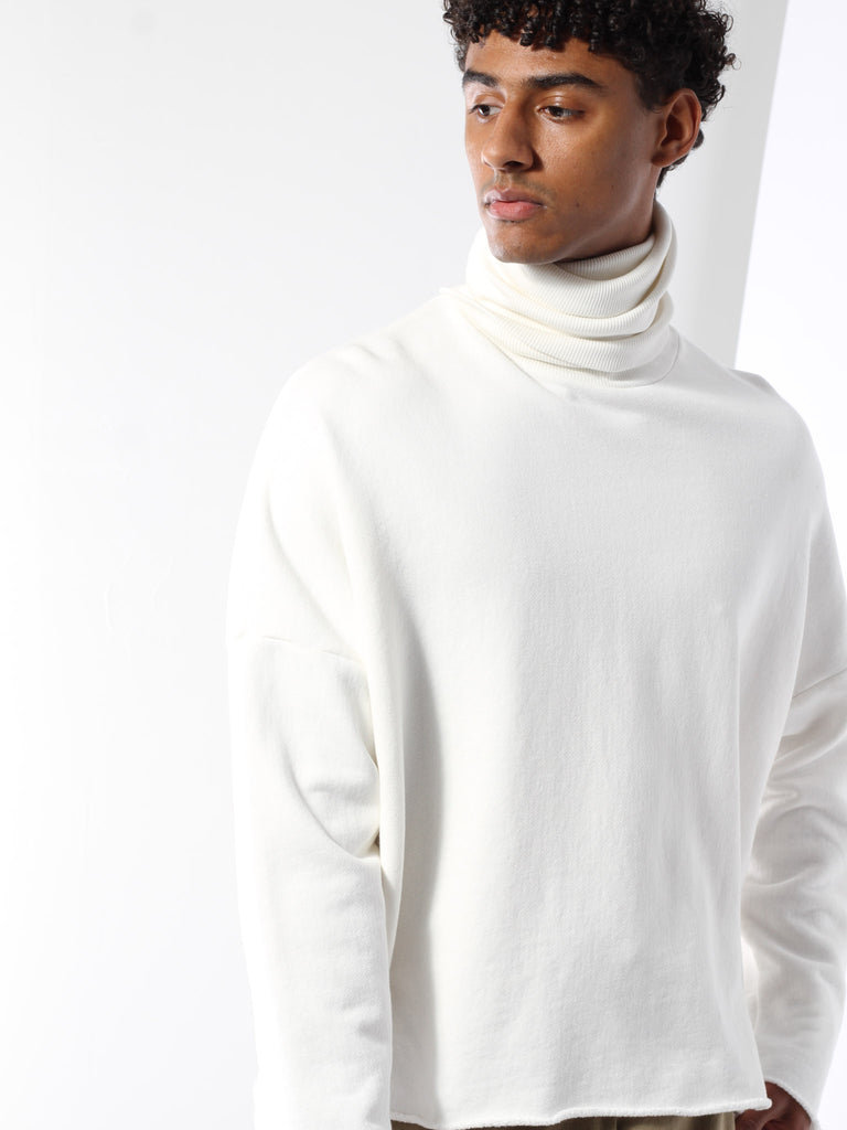 Infinity Turtleneck - Opal by seeker