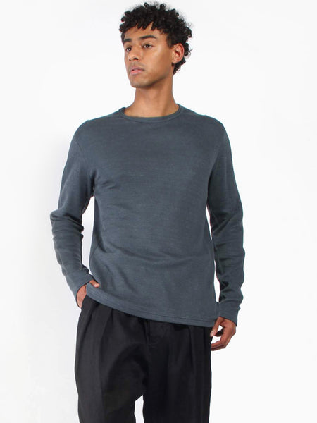 Knit Linen Long Sleeve by Wings and Horns
