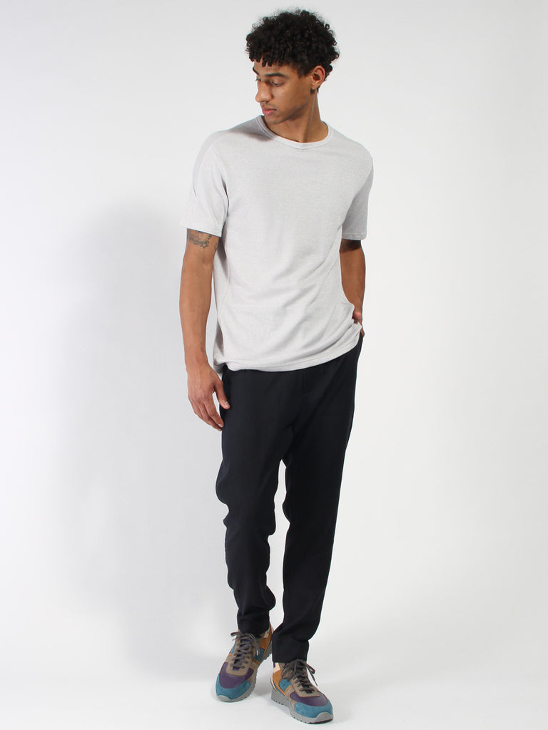 Knit Linen Short Sleeve by Wings and Horns