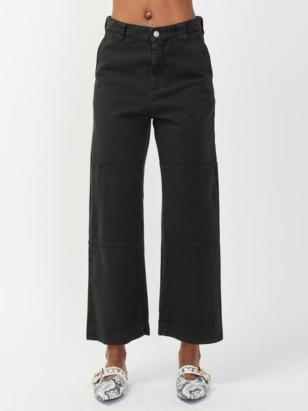 Carpenter Jean - Black by MM6 Maison Margiela