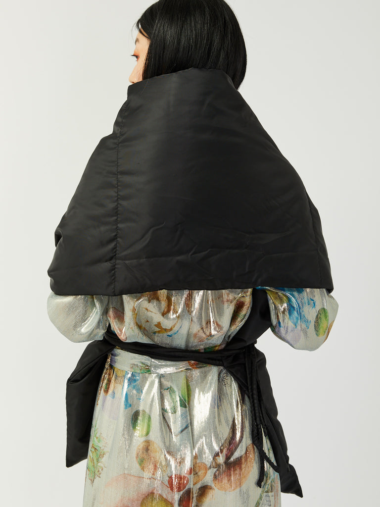 Puffer Scarf by MM6 Maison Margiela