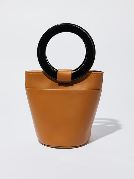 Mini Circle Handle Bucket by Modern Weaving