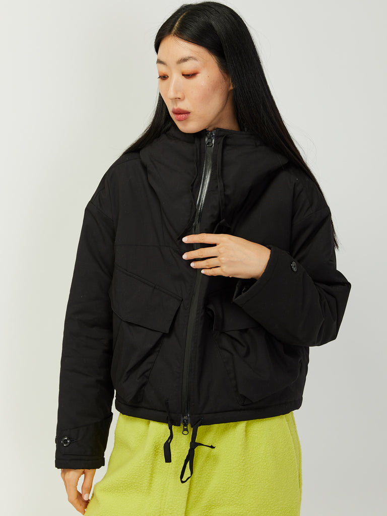 Cropped Expedition Jacket by Monitaly
