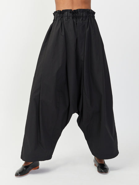 Harem Pant - Black by Monitaly