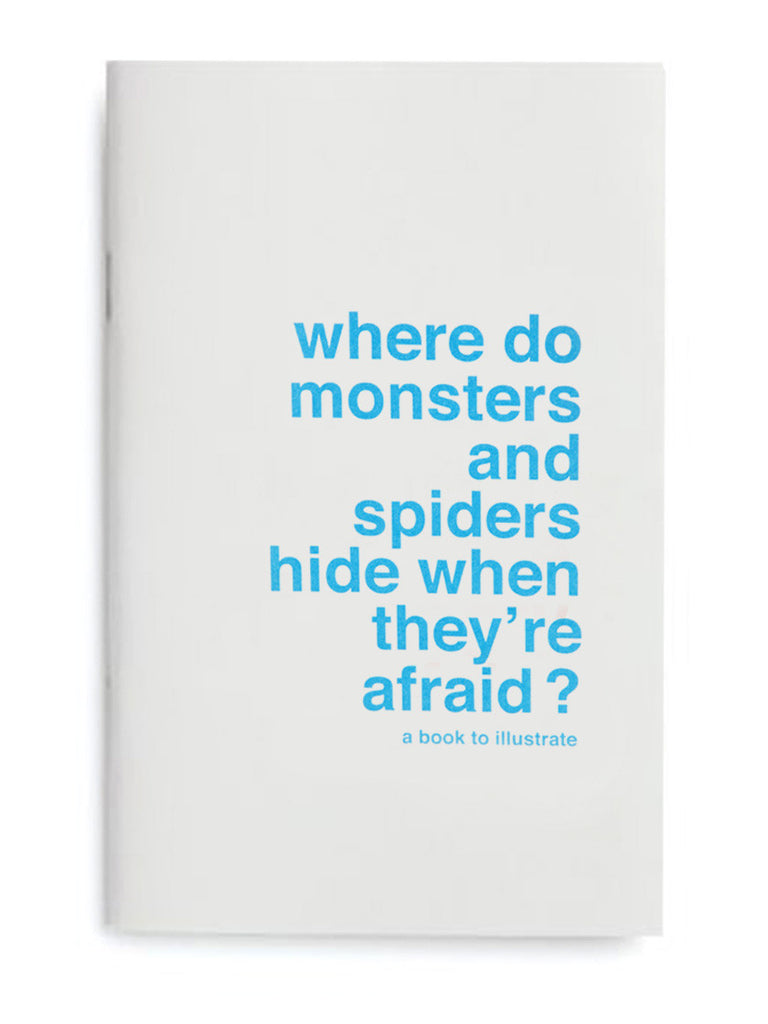 Monsters and Spiders by Supereditions