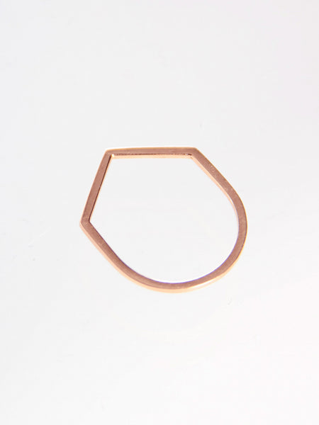 Namas Ring Rose Gold by Still House