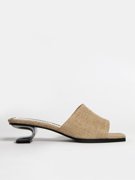 Sarah Sandal - Natural by Nicole Saldana
