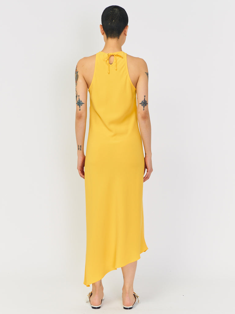Cady Racerback Bias Dress by Nomia